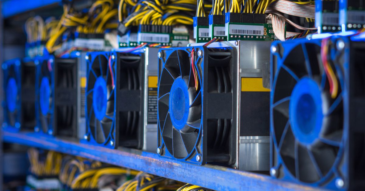 Bitcoin Miner Bitfury Plans to Go Public With Value in 'Billions of Pounds:' Report — CoinDesk